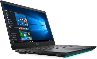 Ноутбук Dell Inspiron G5 5500 (G5500FI716S10D1660TIW-10BL) Black