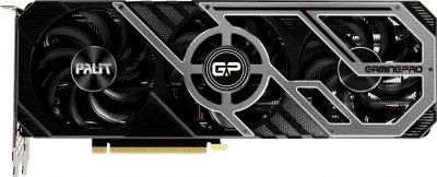 Palit PCI-Ex GeForce RTX 3090 GamingPro OC 24GB GDDR6X (384bit) (1395/19500) (HDMI, 3 x DisplayPort) (NED3090S19SB-132BA)