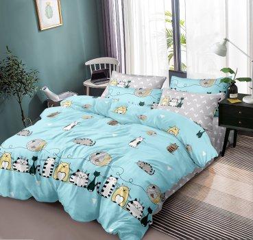 Комплект постельного белья Love You Поплин 203009 150х220 (ly7109) (4820000007109)