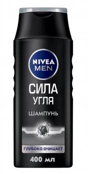 Шампунь Nivea Men Сила Угля с активированным углем 400 мл (4005900147714)