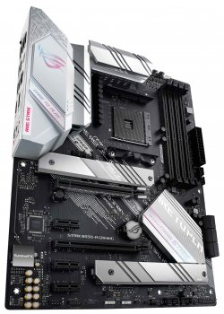 Материнская плата Asus ROG Strix B550-A Gaming (sAM4, AMD B550, PCI-Ex16)