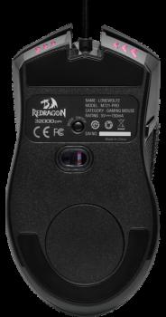 Мышь Redragon Lonewolf 2 USB Black (77616)