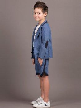 Пиджак ANDRE TAN Kids K20102P Синий