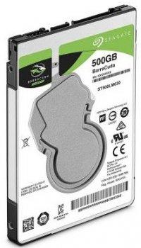 Жорсткий диск (HDD) Seagate д/ноутбука 500GB 5400rpm 128MB SATAIII ST500LM030 (ST500LM030)