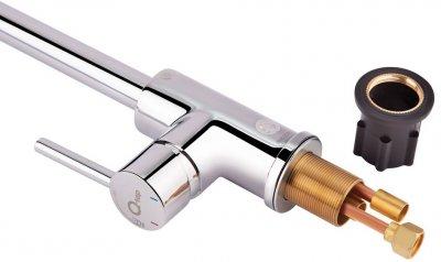 Кухонний змішувач з підключенням до фільтру QTAP Spring CRM 007F-2