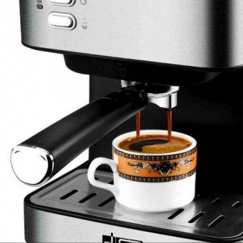 Кофемашина полуавтоматическая 850W с капучинатором DSP Espresso Coffee Maker (KA-3028)