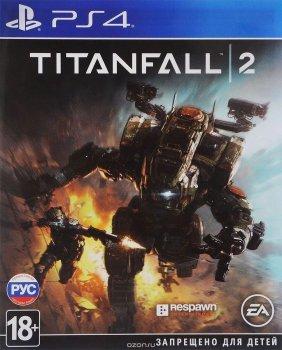 Titanfall 2 (Sony PlayStation 4, Русская версия)