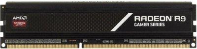 Пам'ять DDR4 RAM 8GB AMD 3200MHz PC4-25600 R9 Gamer Series (R9S48G3206U2S)