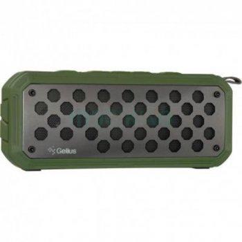 Акустична система Gelius Pro Duster GP-BS520 Green (00000074373)