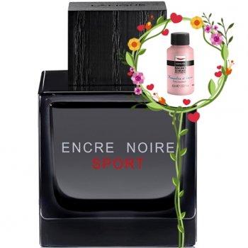 Женская парфюмерия Туалетная вода Lalique Encre Noire Sport EDT 50 мл (7640111500896)