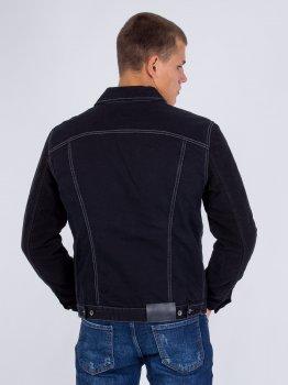 Куртка джинсовая GAS 251085 3879 Черный