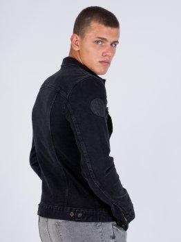 Куртка джинсовая GAS 251042 3697 Синий