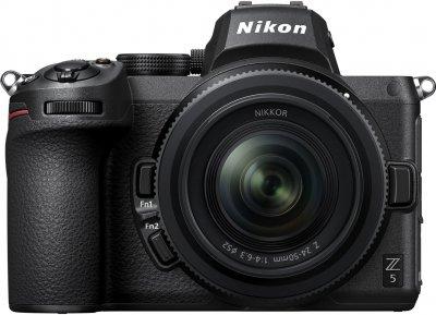 Фотоапарат Nikon Z5 + 24-50 mm f/4-6.3 Kit + FTZ (VOA040K003) Офіційна гарантія!