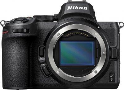 Фотоапарат Nikon Z5 + FTZ (VOA040K002) Офіційна гарантія!