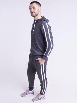 Спортивний костюм Olis-Style Ромен 9992 Сірий