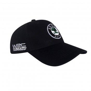 Автомобильная бейсболка Шкода Sport Line 4818 57-60 цвет черный