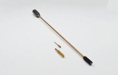 Набір для чищення КИЇВСЬКІ ШОМПОЛИ калібру 7,62 мм (ПВХ)