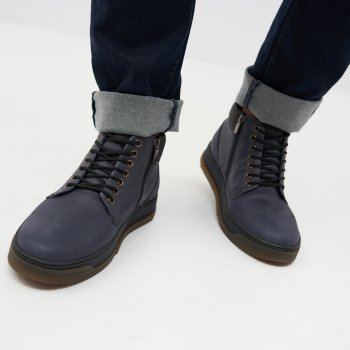 Ботинки VRX 676_Синие Синие