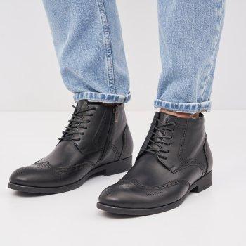 Ботинки VRX 752_Черные Черные