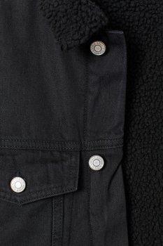 Куртка джинсовая H&M 8314621wt Черная