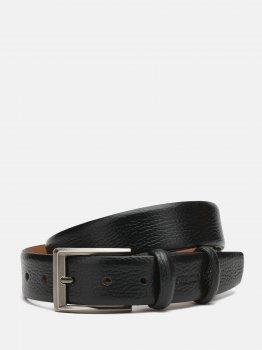 Мужской ремень кожаный Sergio Torri 14-0012/35 125 см Черный (2000000018867)