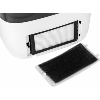 Увлажнитель воздуха ультразвуковой ECG AHD-501 очиститель ароматизатор на 5 л белый