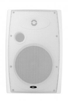 """Настенная влагозащищенная акустическая система DV audio 8""""+1,5"""" 50W IP65 PB-8.2T IP White"""