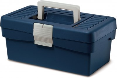 Ящик пластиковый Tayg Box 9 Caja htas 29x17x12.7 см для инструментов Синий (109003)