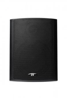 """Настенная влагозащищенная акустическая система DV audio 5""""+1,5"""" 30W IP65 PB-5.2T IP Black"""