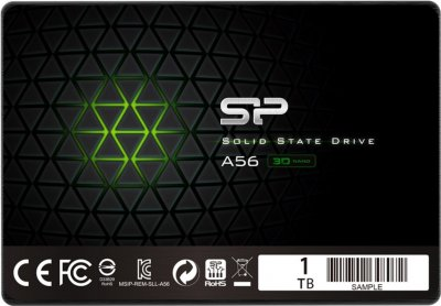 "Silicon Power A56 1TB 2.5"" SATAIII TLC (SP001TBSS3A56A25RM)"