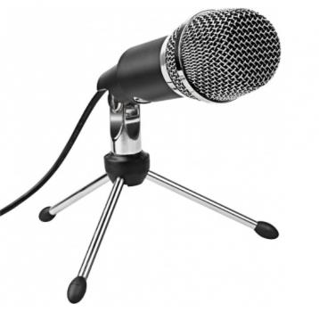 Студійний конденсаторний мікрофон FIFINE K668, мікрофон для стрімінг