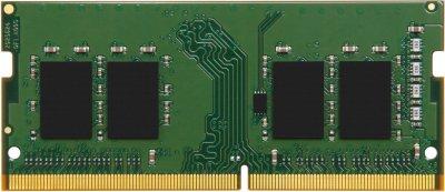 Оперативна пам'ять Kingston SODIMM DDR4-3200 16384 MB PC4-25600 (KVR32S22S8/16)
