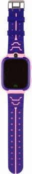 Смарт-годинник Discovery iQ3700 Camera LED Light Pink (iQ3700 Pink)
