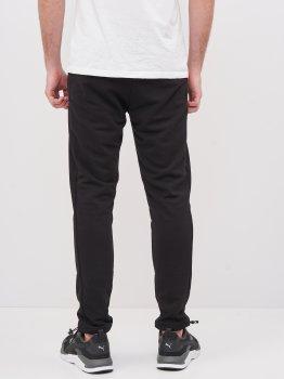 Спортивні штани BEZET Million'20 Чорні з принтом