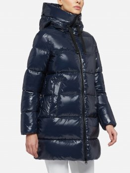 Куртка Geox W0428Q-T2656-F4386 Синяя