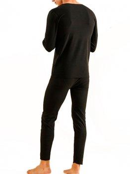 Комплект мужского термобелья Traum 1430-10 Черный