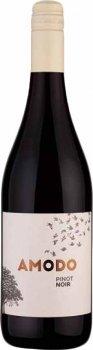 Вино Amodo Pinot Noir Provincia Di Pavia IGT Lombardia красное сухое 0.75 л 12.5% (8003625007401)