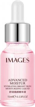 Увлажняющая сыворотка для лица Images Moisturizing Beauty Liquid с гиалуроновой кислотой 15 мл (6941349322719)