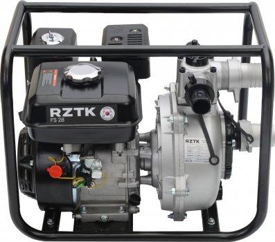 Мотопомпа бензиновая RZTK FS 28