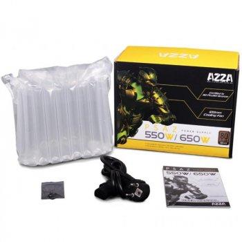 Блок живлення AZZA 650W (PSAZ-650W)