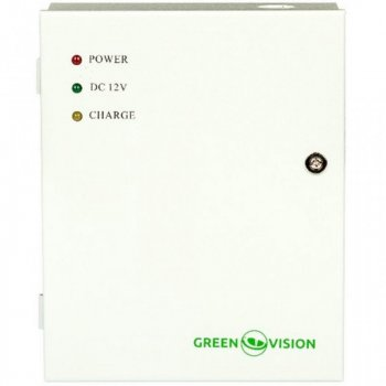 Блок живлення GreenVision GV-001-UPS-A-1201-3A (5456)