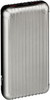 УМБ Krazi Air MaQ Power Bank 20000 mAh 74W Silver (2099900796791)