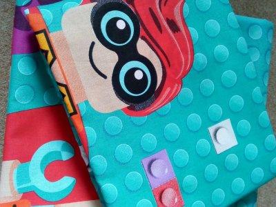 Постельное белье Nova Postil Лего Фигурки подростковый комплект