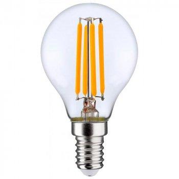 Светодиодная лампа OSRAM LS CL P60 CL 5W/840 230V FIL E14 (4058075212480)