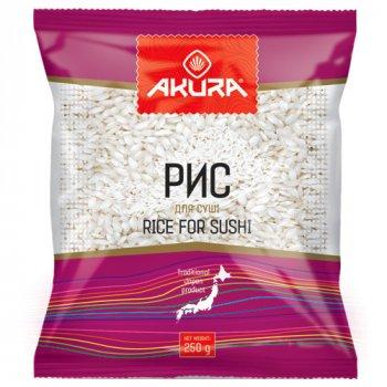 Рис Akura для суші 250 г