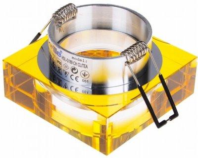 Світильник точковий Brille HDL-G189 CH CL/TEA (L13-029)