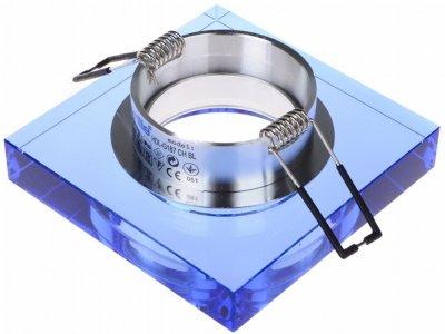 Світильник точковий Brille HDL-G187 CH BL (L13-021)