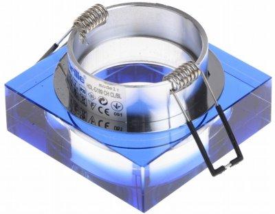 Світильник точковий Brille HDL-G189 CH CL/BL (L13-028)