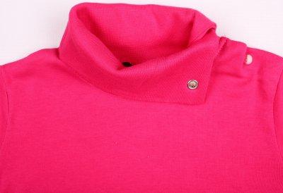 Водолазка Lovetti Ярко-розовый 1400