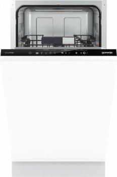 Вбудована посудомийна машина Gorenje GV55210